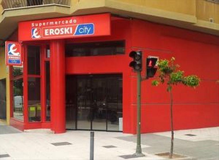 EROSKI inaugura hoy en Castellón de la Plana su primer supermercado franquiciado en la Comunidad Valenciana