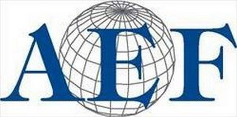 La AEF, cada año más internacional