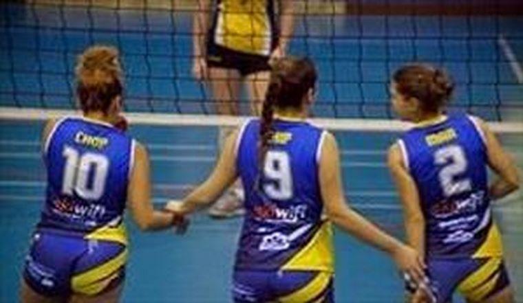 El Voleibol Getafe ya siente AKIWIFI en sus colores