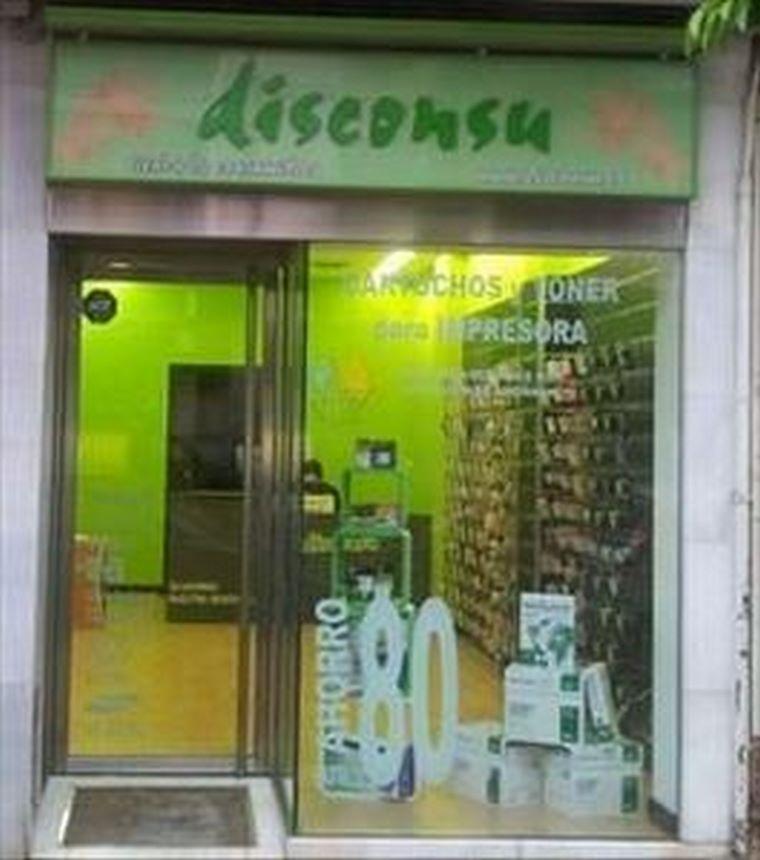 El asociado de Disconsu en Bilbao acaba con éxito su curso de formación.