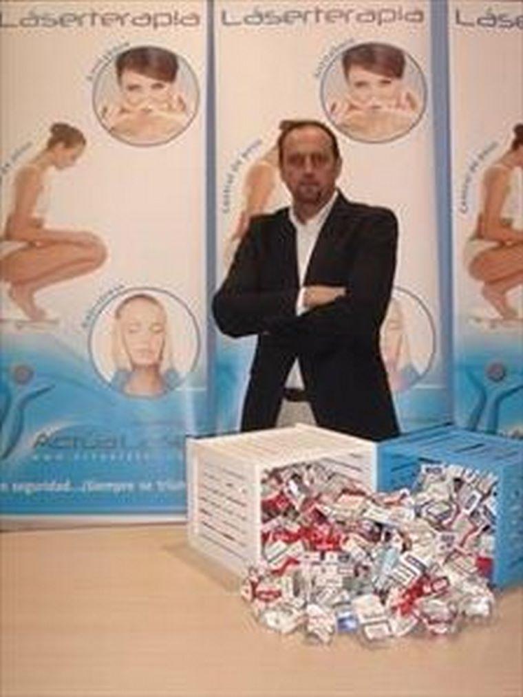 Entrevista a Miguel Ángel Jañez, fundador de la enseña Actúa Láser.