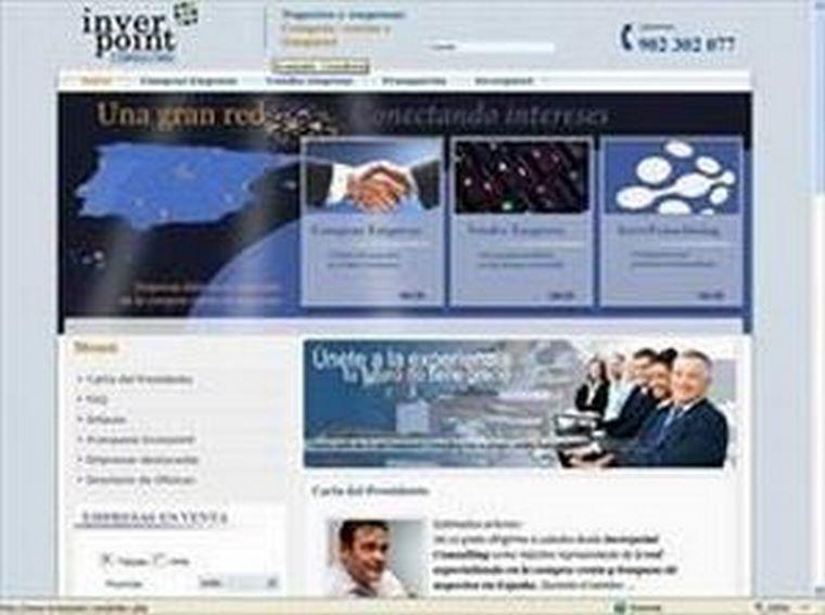 Inverpoint Consulting aumenta su apuesta por la marca y presenta su nueva web