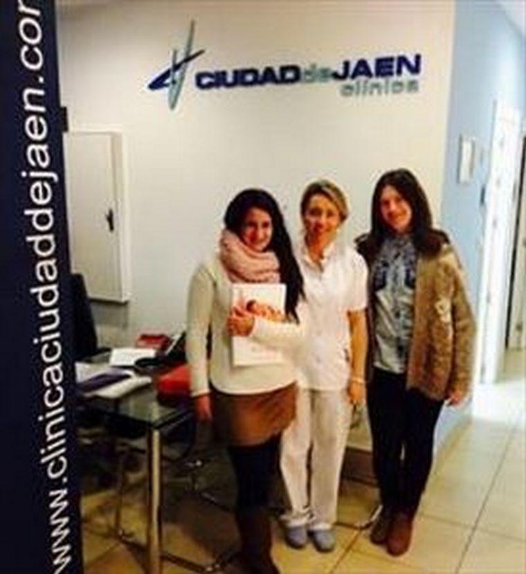 Firmado Acuerdo entre Clínica Ciudad de Jaén y Ecox4D