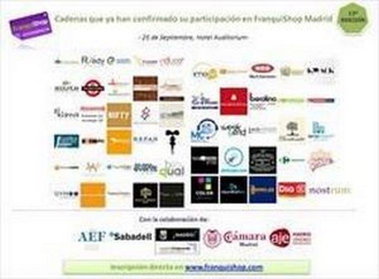 El 31 de julio finaliza la inscripción en FranquiShop Madrid