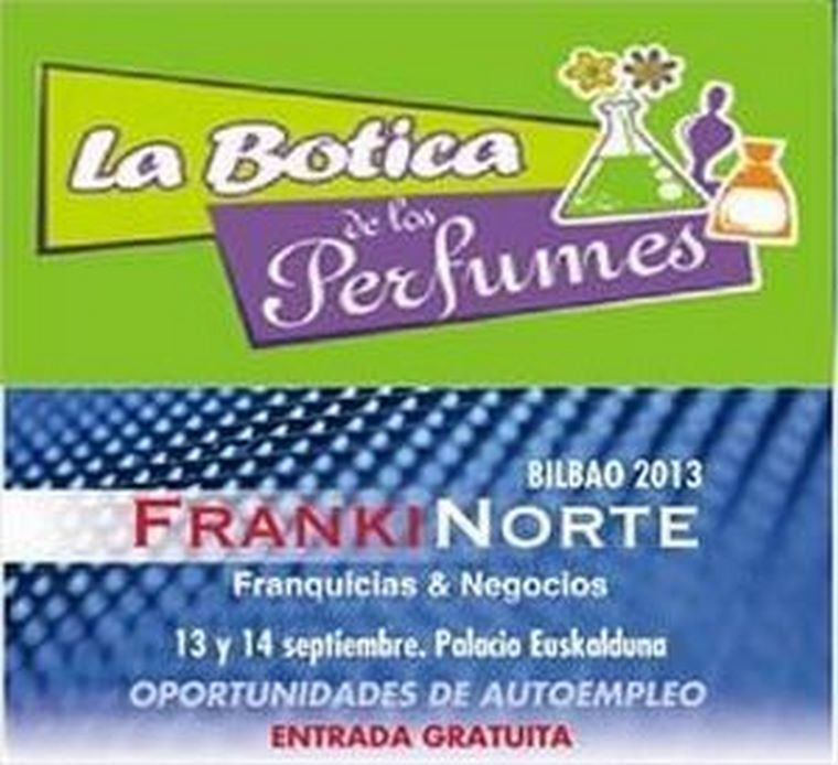 La Botica de los Perfumes acude a la feria de franquicias y negocios vasca Frankinorte, coincidiendo con la inauguración de su primera tienda en Bilbao, la número 70 de la cadena