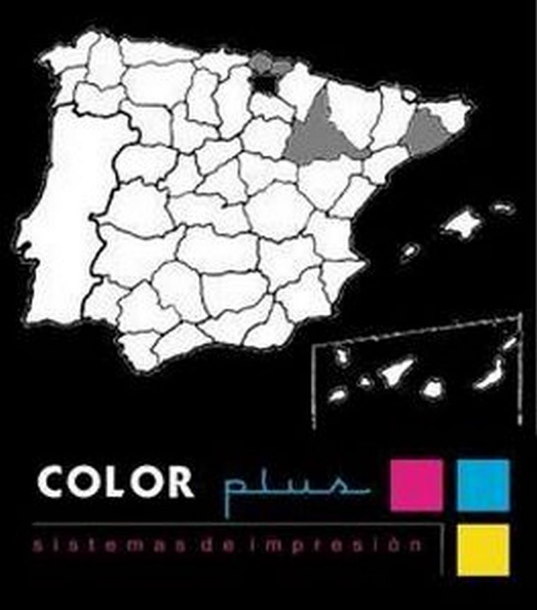 Triple apertura de tiendas Color Plus: Zaragoza, Vitoria y Granollers.