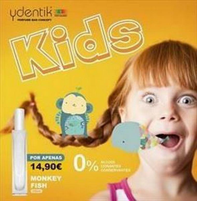 Tienes perfume para tus  hijos?