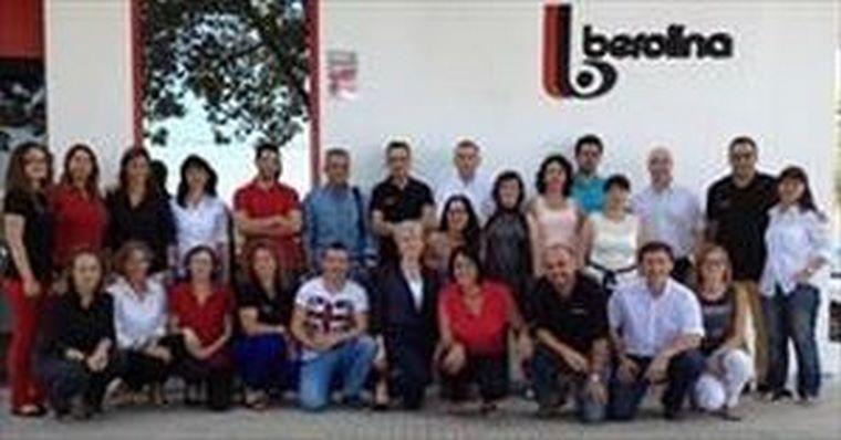 Termina el curso de Formación de berolina en su sede central