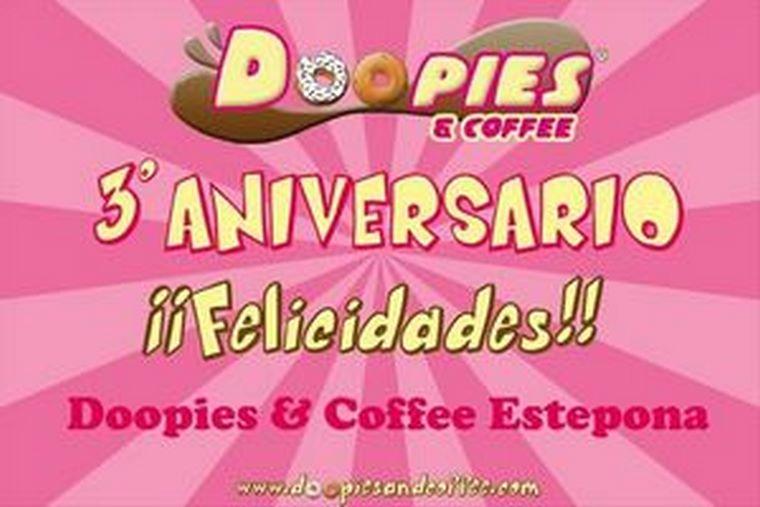 Doopies&Coffee abre nuevo establecimiento y celebra otro aniversario