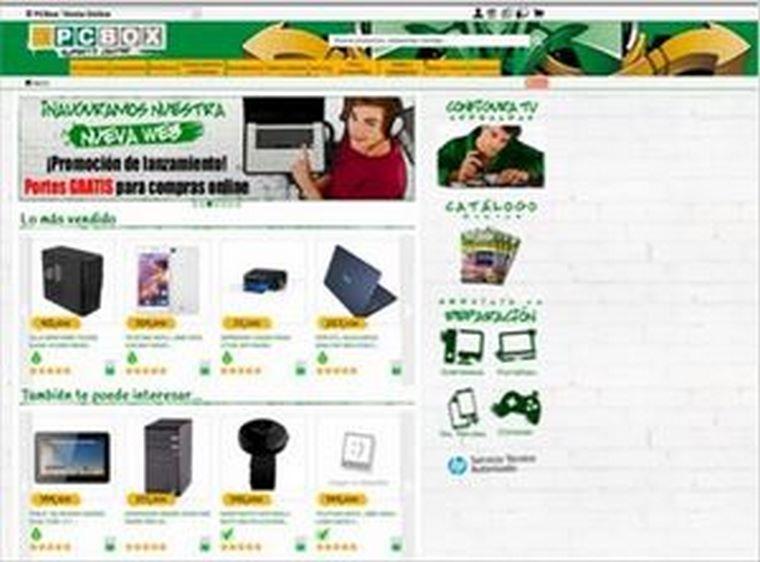PCBOX estrena nueva web