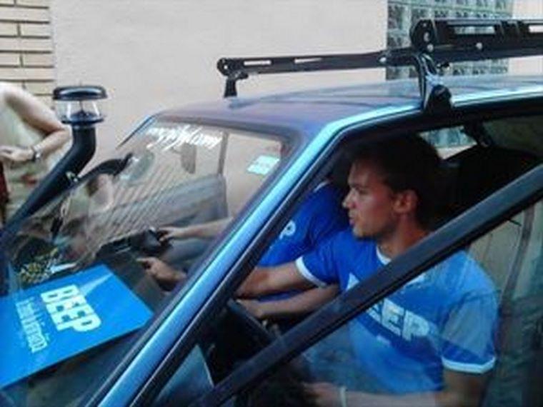 BEEP colabora con el proyecto solidario de Goat Way Team