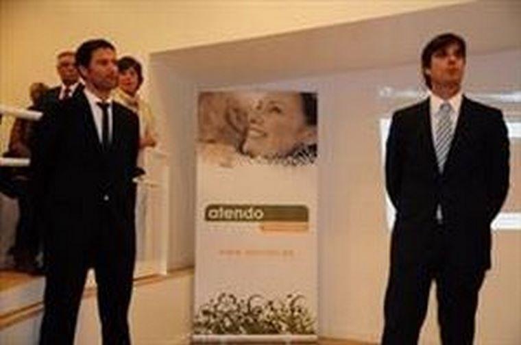 Atendo inaugura su nuevo centro de día en La Coruña.