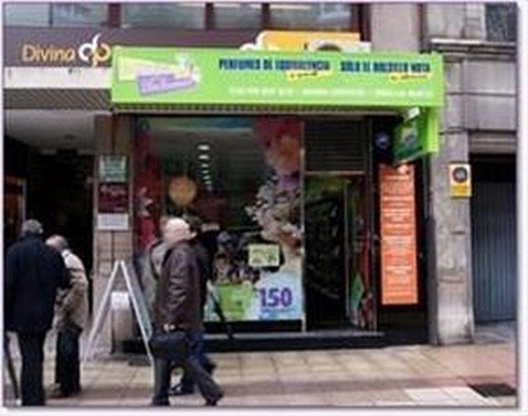 Oviedo abre el 2013 de La Botica de los Perfumes.