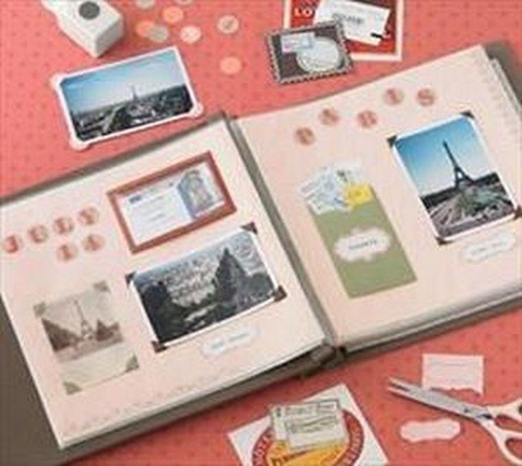 Dulzia: Scrapbooking, Personaliza y reutiliza con Scrap