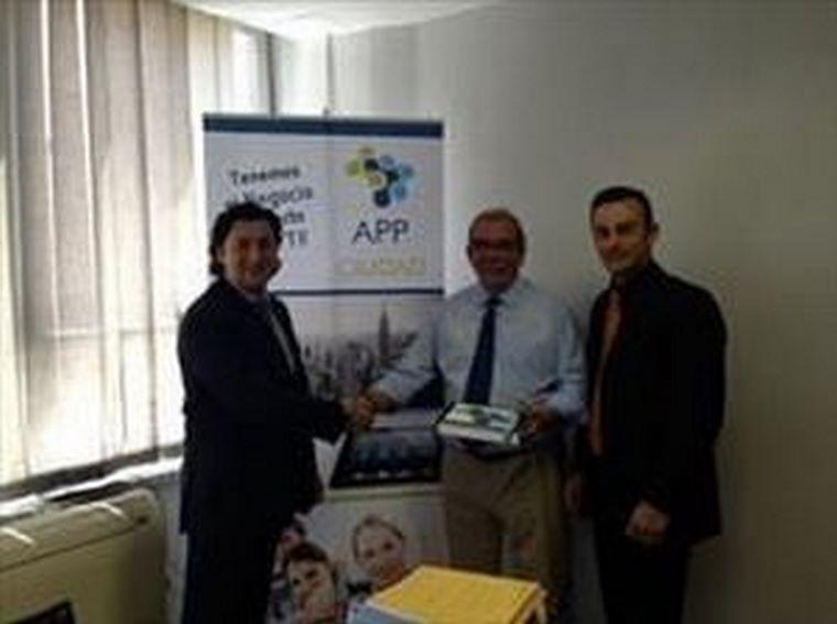 APP CIUDAD inaugura franquicia en la capital de España.