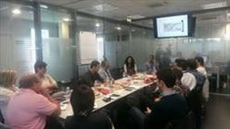 Franquiciados de Bymovil visitan las oficinas centrales en Cantabria