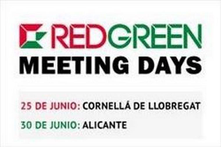 Próximos REDGREEN Metting Days en Cornellá y Alicante