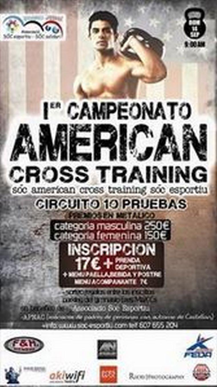 American Cross Training en Castellón con AKIWIFI
