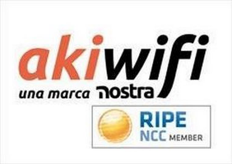 AKIWIFI asciende de categoría como operador de Internet