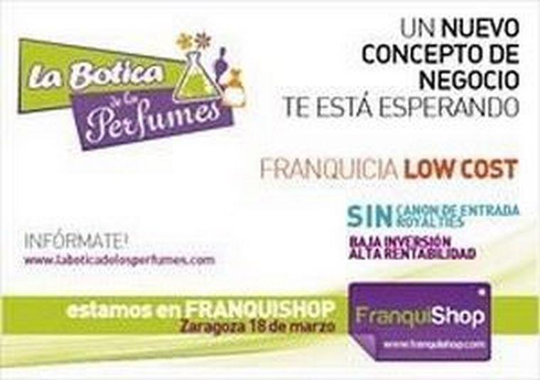 La Botica de los Perfumes busca abrir el mercado aragonés