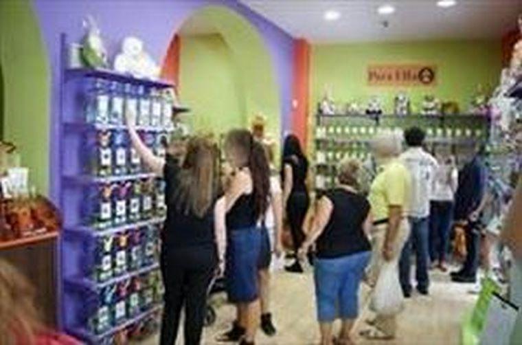 Carrusel de aperturas en una semana grande para La Botica de los Perfumes.