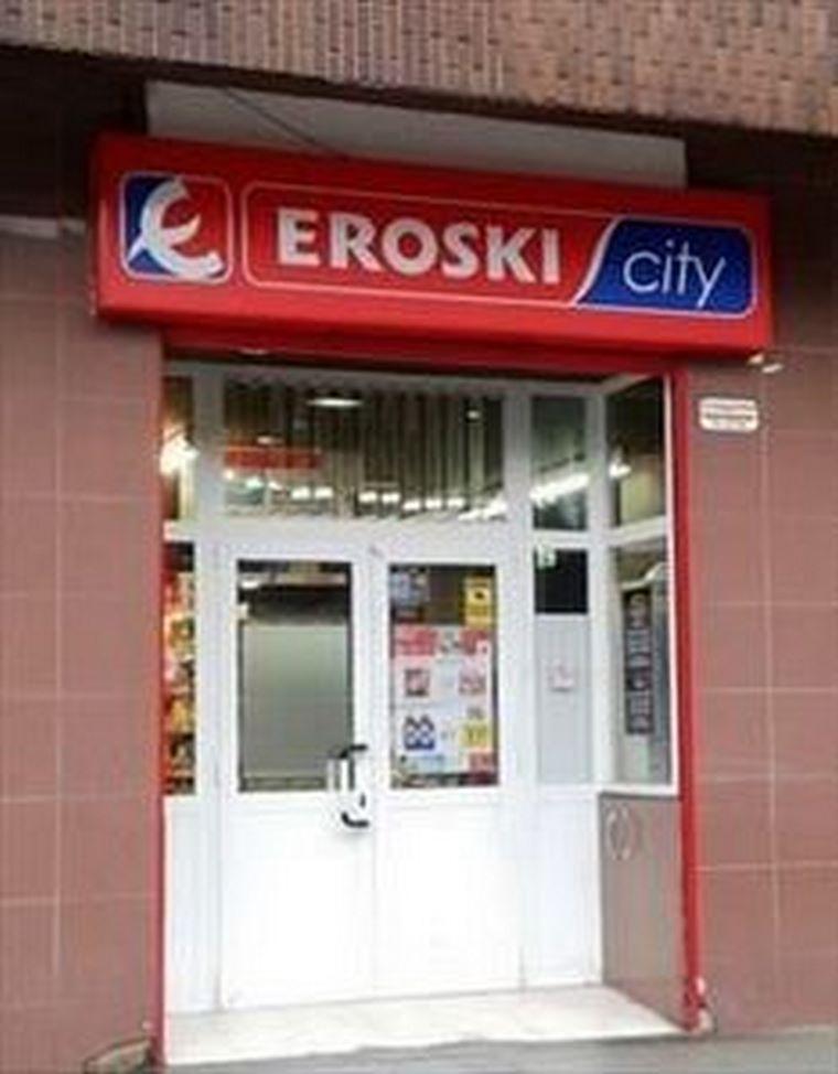 EROSKI inaugura el segundo supermercado franquiciado en Bizkaia de 2015