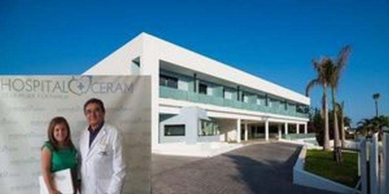 Hospital Ceram y Ecox4D Marbella firman acuerdo para prestar un servicio de calidad a la mujer embarazada