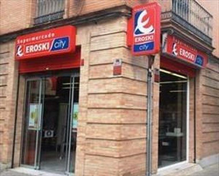 EROSKI inaugura su noveno supermercado franquiciado en Sevilla