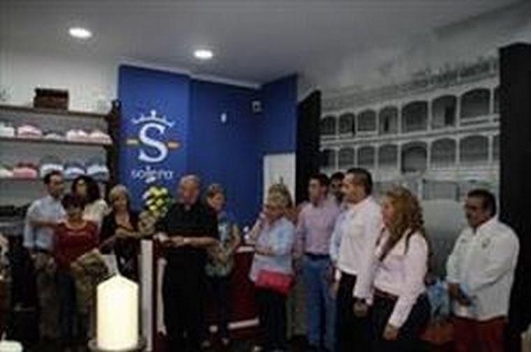 Nueva franquicia de Solera en Guadix.