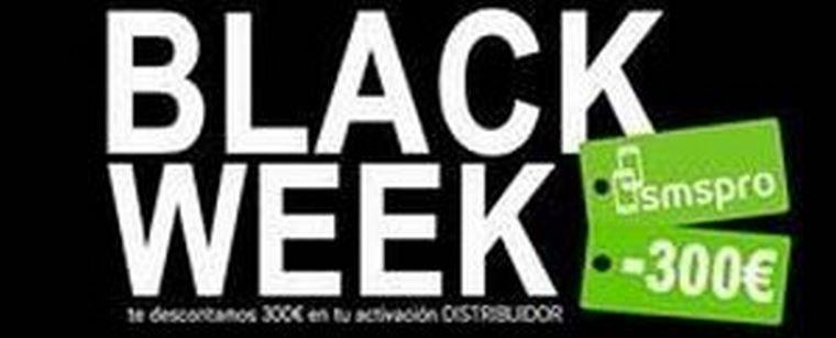 BLACK WEEK SMS PRO