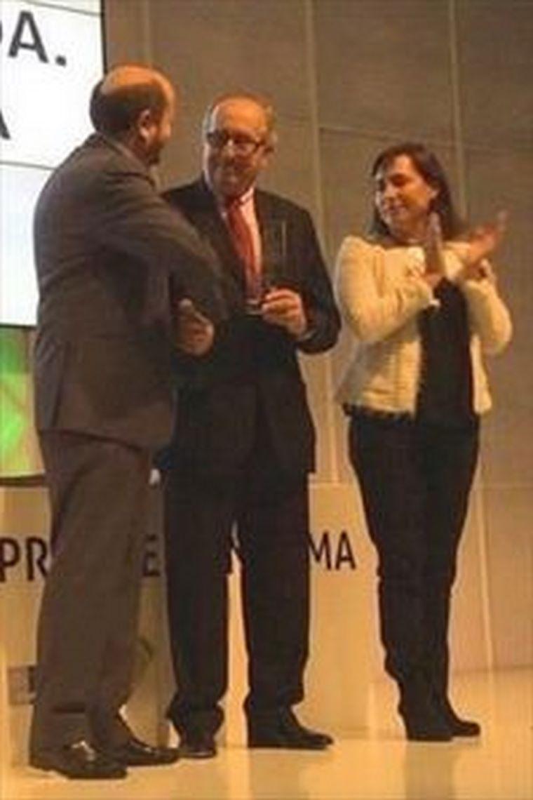 Xavier Vallhonrat, Presidente de la AEF, galardonado por sus 30 años al servicio de la franquicia