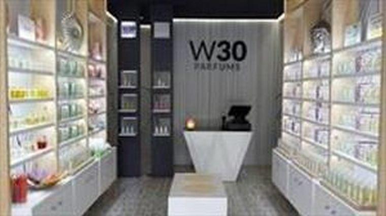 W30 Perfumes apertura nueva tienda en Jaén