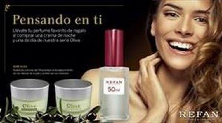 Refan impulsa la venta de cosmética con la promoción de la serie Oliva