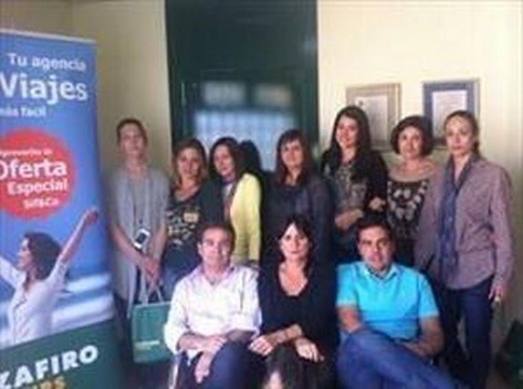 10 Nuevas Agencias se unen a Zafiro Tours