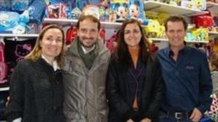 Finalizamos el mes de Noviembre inaugurando otra tienda más en Sevilla