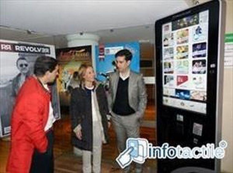 Infotactile ya está instalado en hoteles de Cáceres