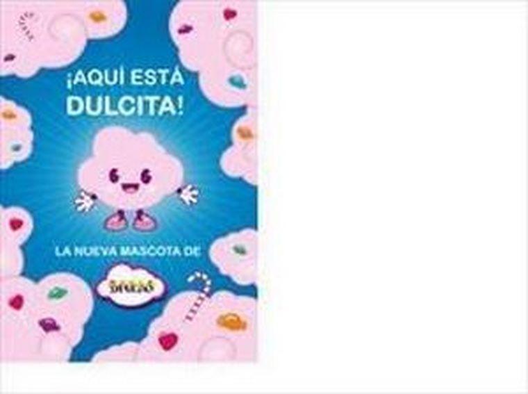 Dulcita, la nueva mascota de Dulce Diseño