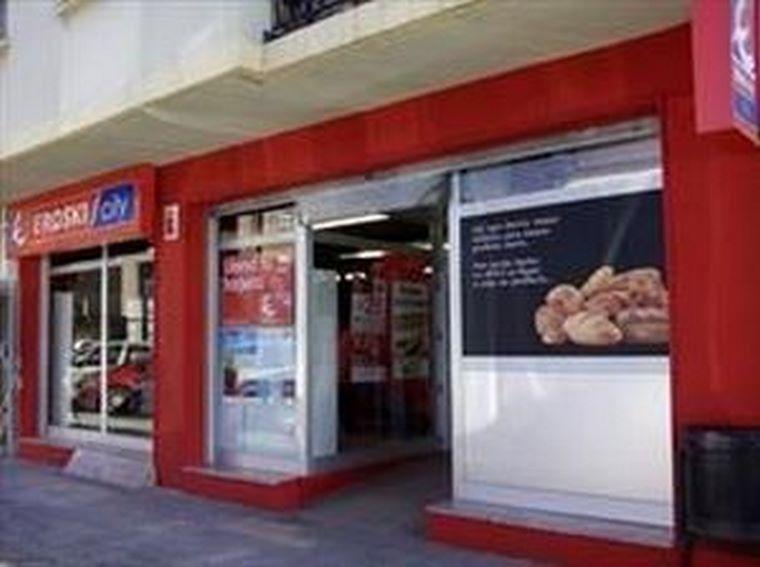 EROSKI abre el segundo supermercado franquiciado en Gipuzkoa de 2015