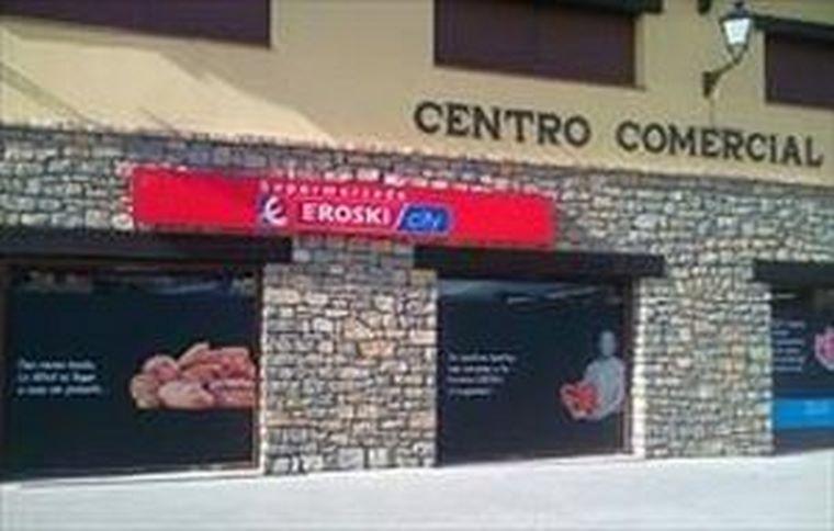 EROSKI inaugura un supermercado en Mora de Rubielos, Teruel.