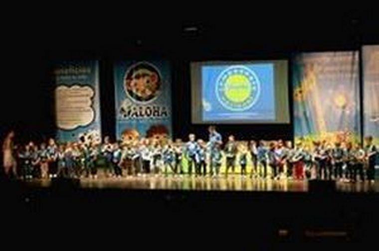 Más de 200 niños participan en el II Campeonato Nacional Aloha Mental Arithmetic