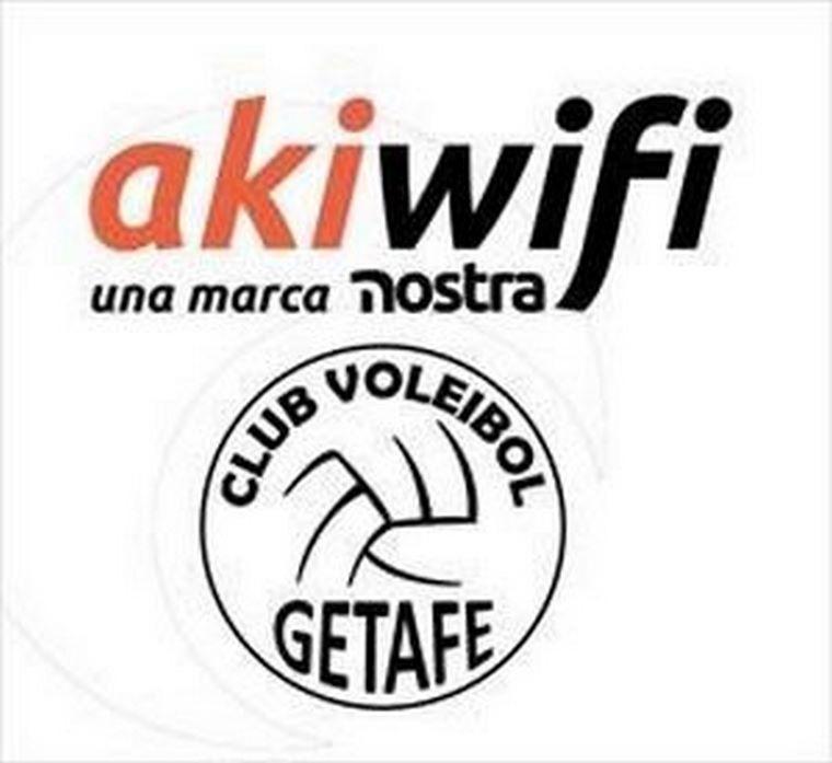 AKIWIFI con el voleibol en Getafe