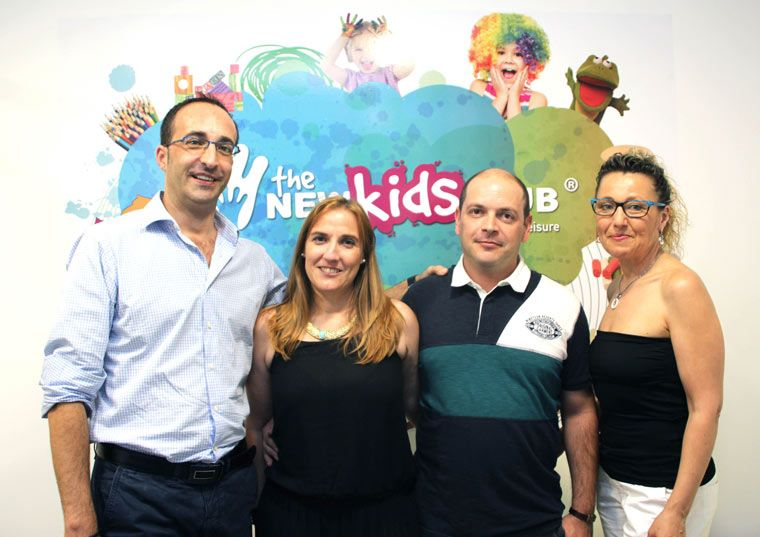 Nuevos centros THE NEW KIDS CLUB