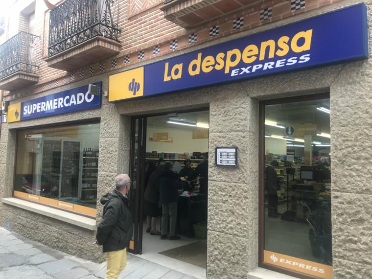 La cadena La despensa Express cierra el año con cuatro nuevas aperturas