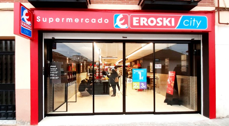 Eroski inaugura 58 franquicias en 2019
