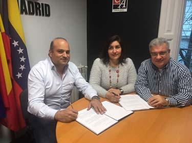 Nueva firma de Alfil en Madrid