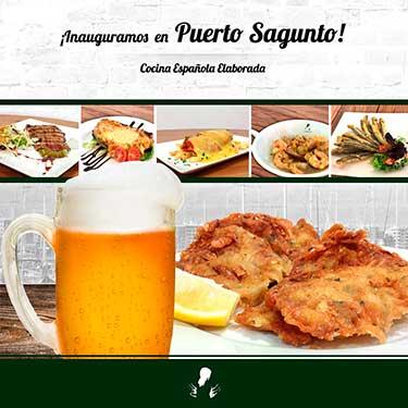 La Andaluza abre un sexto bar de tapas en Valencia, esta vez lo hace en Puerto Sagunto