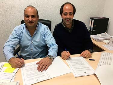 ¡Nueva firma Alfil.be... Madrid García Paredes!