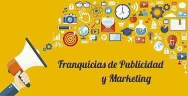 Cinco franquicias de publicidad y marketing para emprendedores