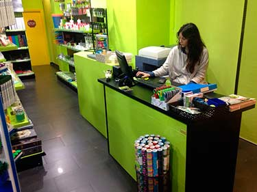 Alfil.be papeleria & hobby inaugura en Tarragona