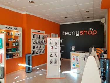 TECNYSHOP suma una nueva firma a su red